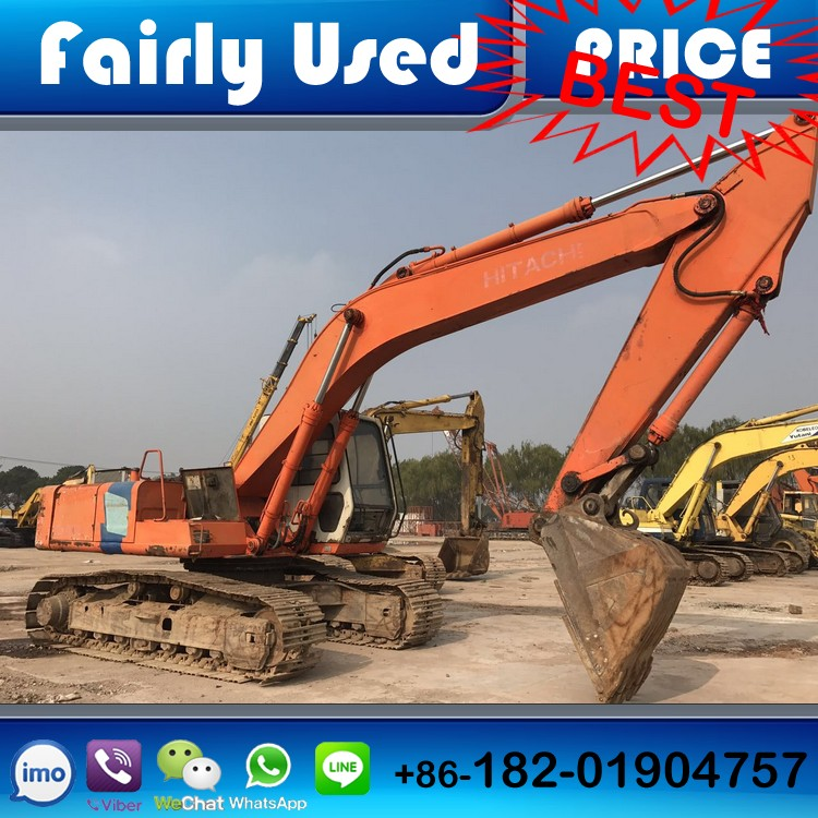 Japan used Hitachi ex200-1 machanical digger of hydraulic crawler for ex200-1 digger sale