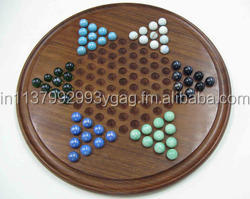 Wooden Checkers Board Game /kids game/wooden game/kids games/Checker games