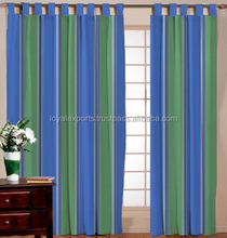 Indian beautiful desginer cotton door curtain / Cheap short curtains / Latest Curtain Designs