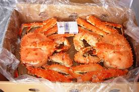 Whole Live WHOLE KING CRAB