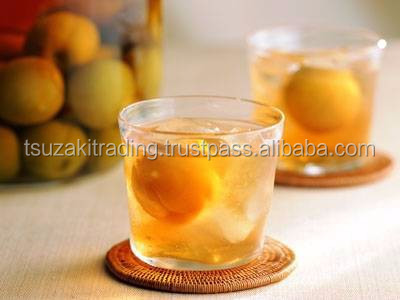 Unique japanese suppliers plum wine Japanese whisky rice wine with High-grade at reasonable prices