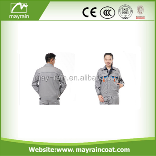 New fashion design wholesale workwear uniform, working colthing, worker uniform