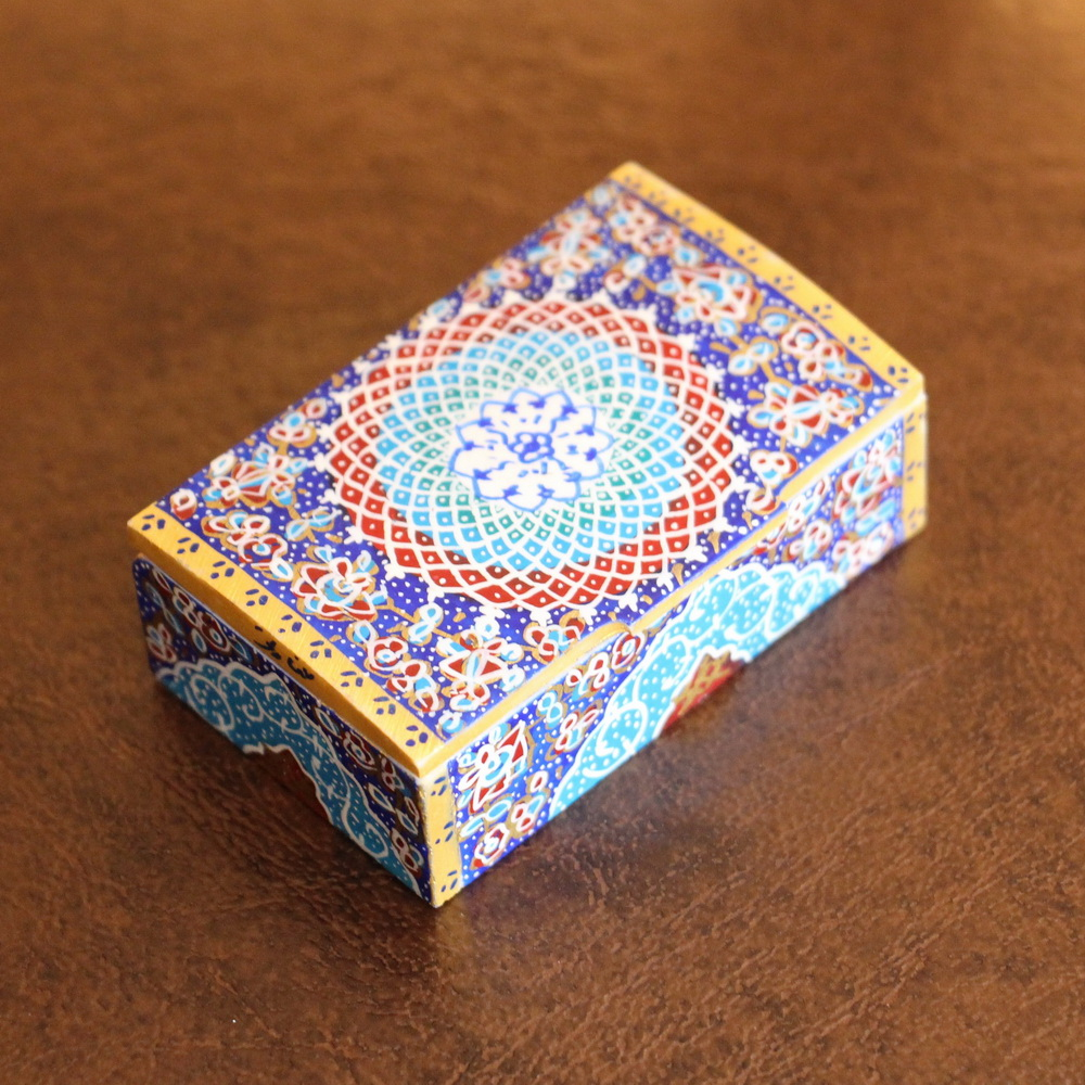 Persian Handmade Camel Bone Box