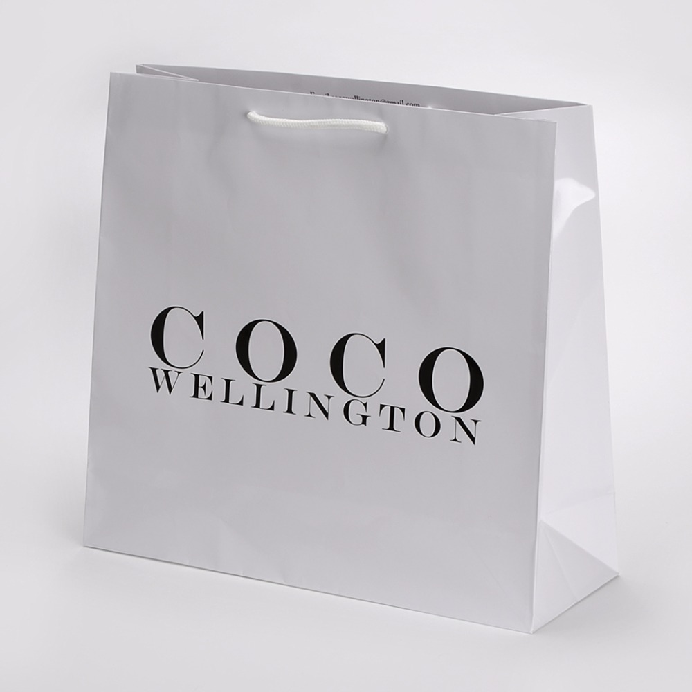 High quality paper carry bags printing services in India