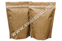 jute look high barrier packaging bags