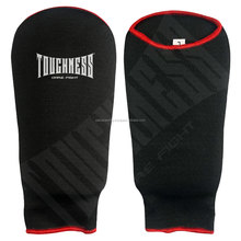 Muay Thai Shin Instep Guard - Elastic Knitted - Martial Arts Training