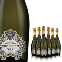 International Award Winning Prosecco DOC Sparkling wine from Italy
