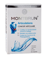 Thermal water Montbrun Arthritis Food supplement