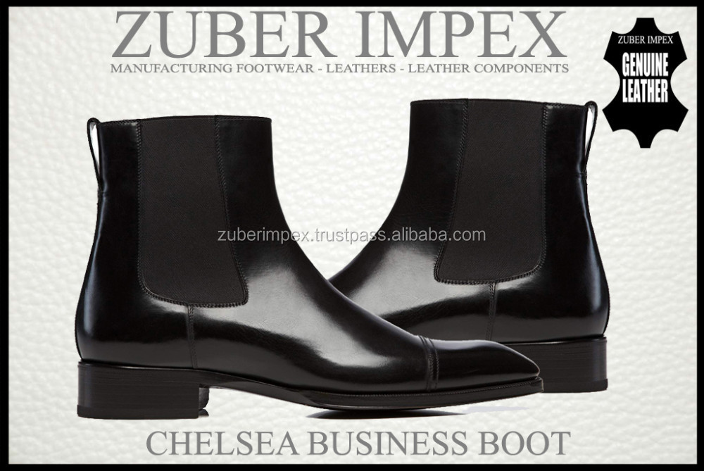 High Quality Chelsea Boots - Official Chelsea Boot manufacturer - Italian Style Leather Shoes for Men