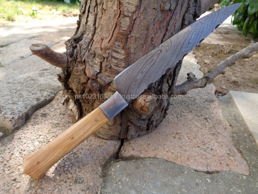 Damascus Kitchen knife Cheap prices