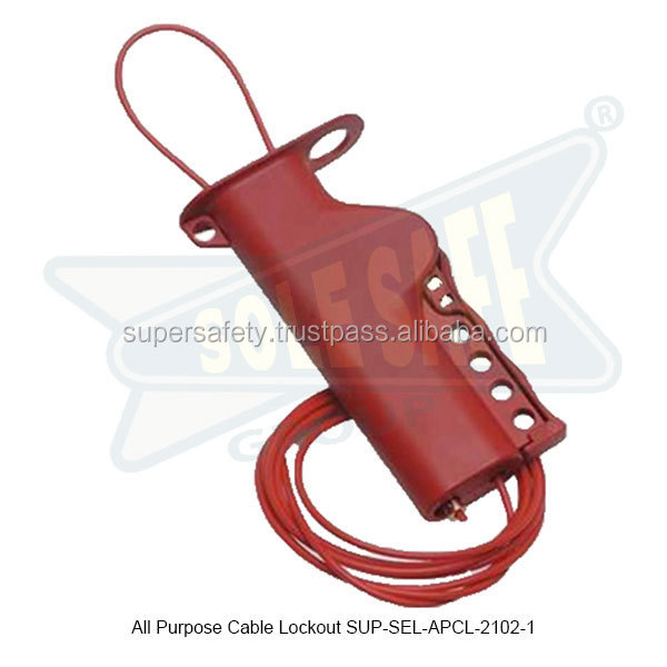 All Purpose Cable Lockout ( SUP-SEL-APCL-2102-1 )