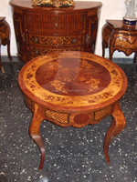 Marquetry & Parquetry French Louis XV center table