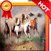Handmade oil painting feng shui style code