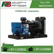 Largest Discount on Open And Silent V700C2 IVF Diesel Generators
