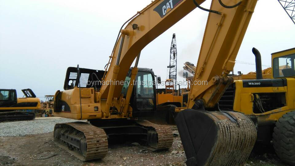Caterpillar used Excavator CAT 325C/Cater 320C 325C 330D 325B 330B Crawler Excavator