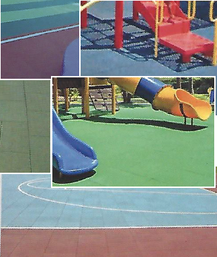 Rubber Flooring/ Rubber Tiles + 971 56 5478106 Dubai Kids outdoor play area flooring/ Flooring for Basket Ball courts UAE