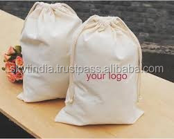wholesale 4oz cotton woven packing bag