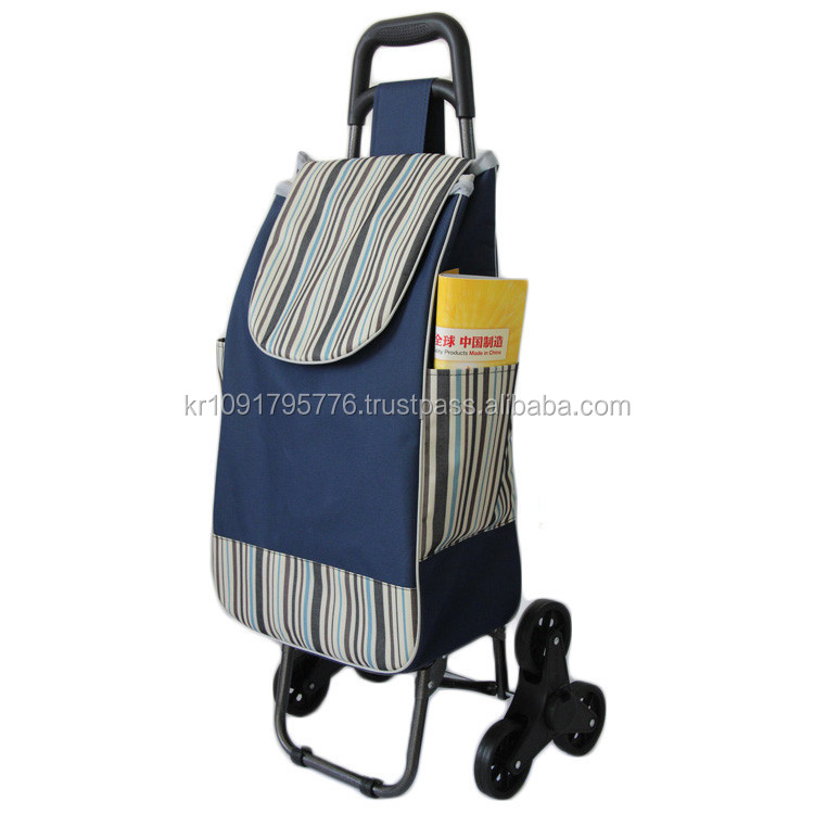 Promotion gift,fationable foldig shopping cart for market, good carrying helper for women and parents