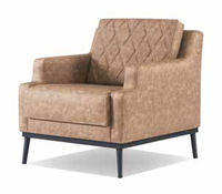 Cheap Price High Quality Living Room Sofa Good Made in Turkey Working Seat Armchair