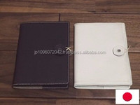 china price and beautiful cute cowhide book cover for industrial use