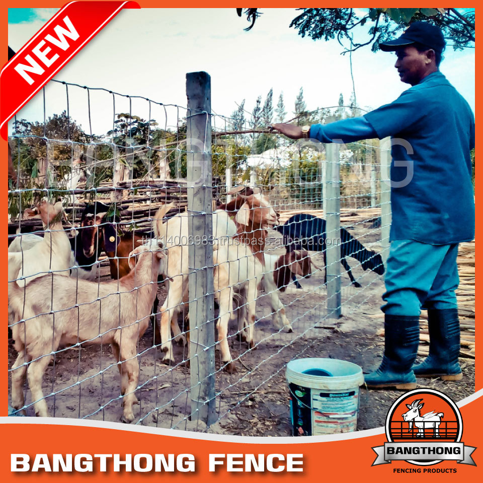 Goat and Sheep Fence special design