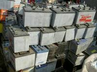 Auto, Car and Truck battery, Drained lead battery scrap for sale at very cheap Prices