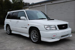 Japanese and Low cost used cars subaru forester with good fuel economy made in Japan