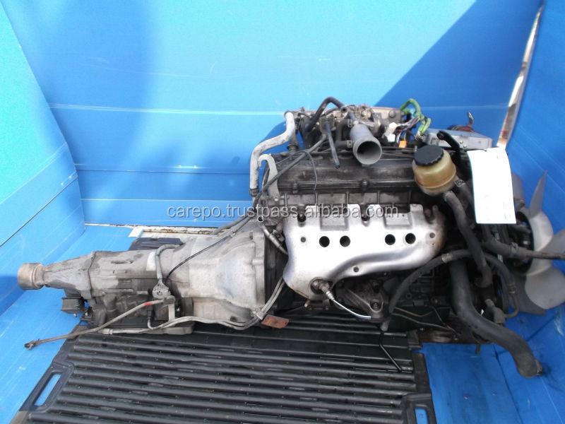 SECONDHAND AUTO ENGINE 1G-FE (HIGH QUALITY AND GOOD CONDITION) FOR TOYOTA CROWN, MARK2, CRESTA, SOARER, SUPRA