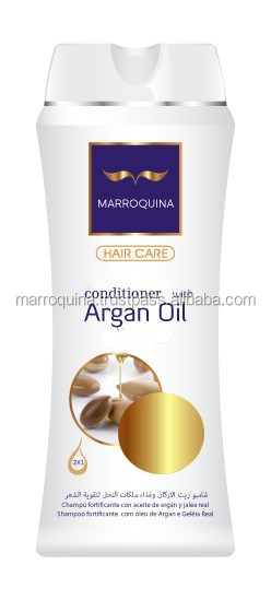 Fortifying shampoo with Argan Oil and conditioner