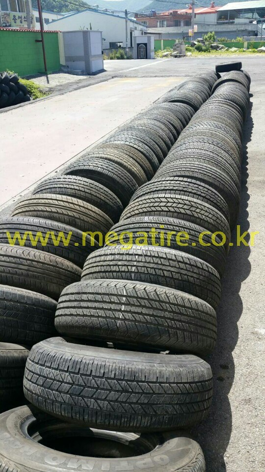 Second Hand Tire 6mm UP