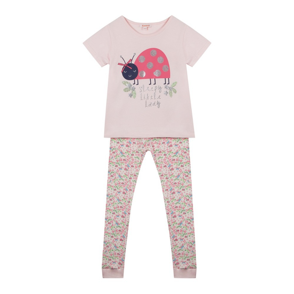 plain kids pajamas for baby girl night clothes high quality