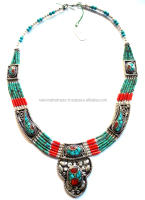 New Fashionable Women Wear Imitation Jewelry Necklace - NNS2s04