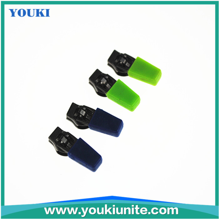 plastic and alloy green color customer puller