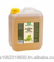 Organic White wine vinegar - 5 Liter