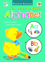 Activity Books - FA3004E I Can Read and Write Alphabet