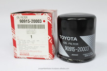 Filter, OIL TOYOTA CAMRY(1MZFE) Genuine part (90915-20003)