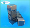 Metallic silver carton box, Cosmetic box packaging