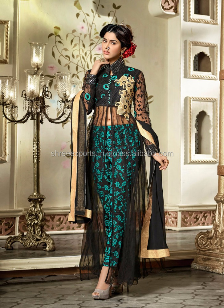Latest Bollywood Movie Anarkali Salwar Kameez Online Shopping