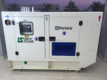 Diesel Generators powered by Perkins UK