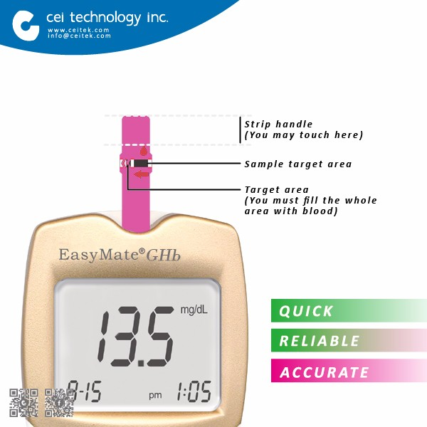 New designed Multi function Blood glucose Hemoglobin Meter blood hemoglobin test blood glucose monitor