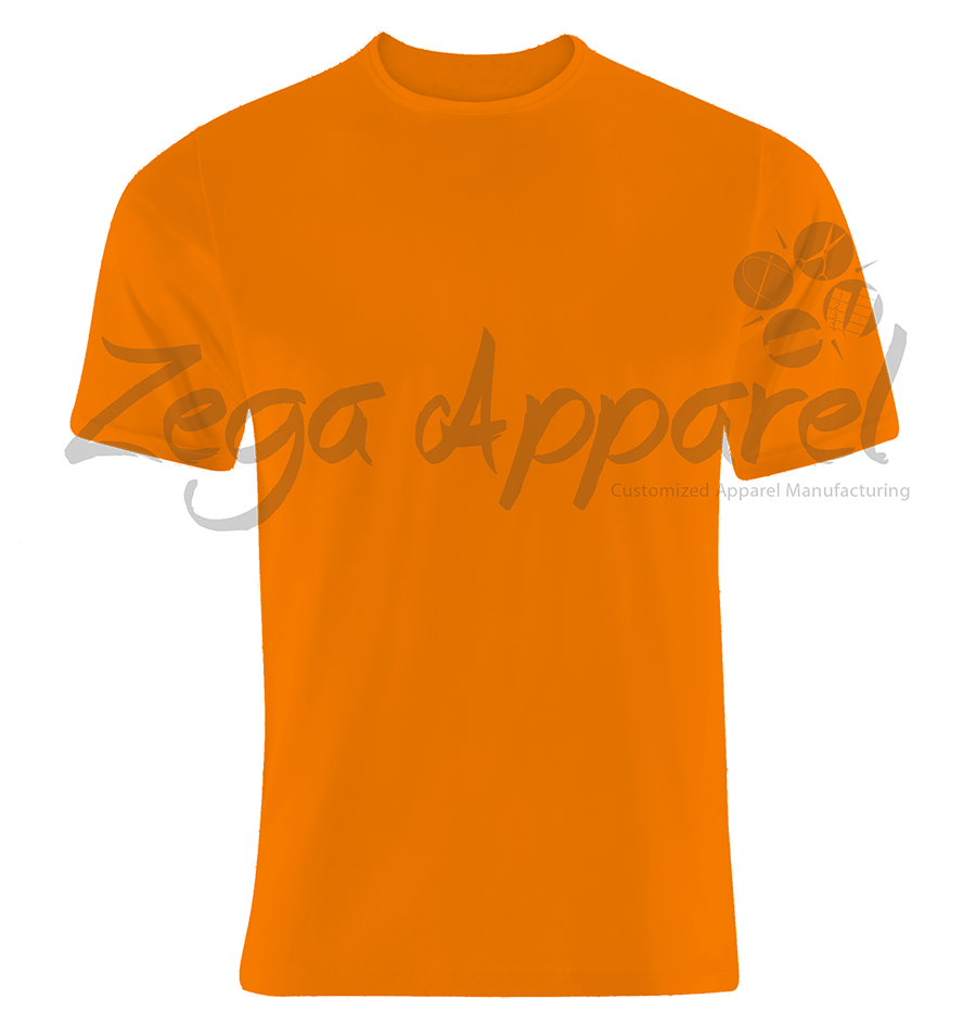 Zegaapparel Bulk wholesale screen printed personalized t shirt