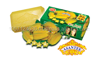 Herbal Whitening Carambola Soap