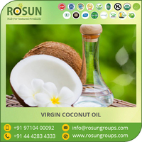 100% Natural Organic Cold Pressed Virgin Coconut Oil Available at Lowest Cost