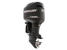 FREE SHIPPING FOR USED MERCURY 200 HP 4 STROKE OUTBOARD MOTOR ENGINE