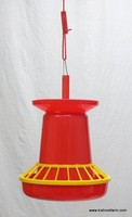 poultry manual feeder