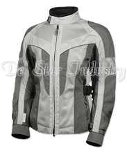 Ladies Stylish Custom Motorbike Gear Cordura Textile Jackets