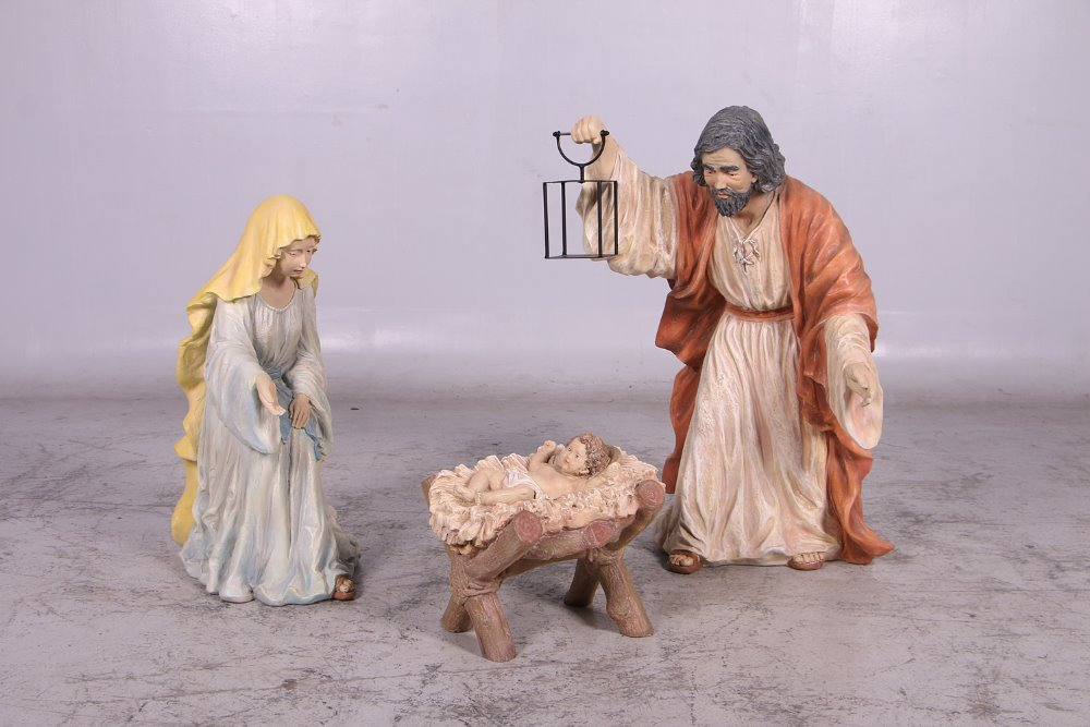 Nativity Set - Holy Family