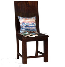 MODERN SOLID WOOD MANGO DINING CHAIR , SUPER QUALITY MUDRA DINING CHAIR TEAK FINISHED