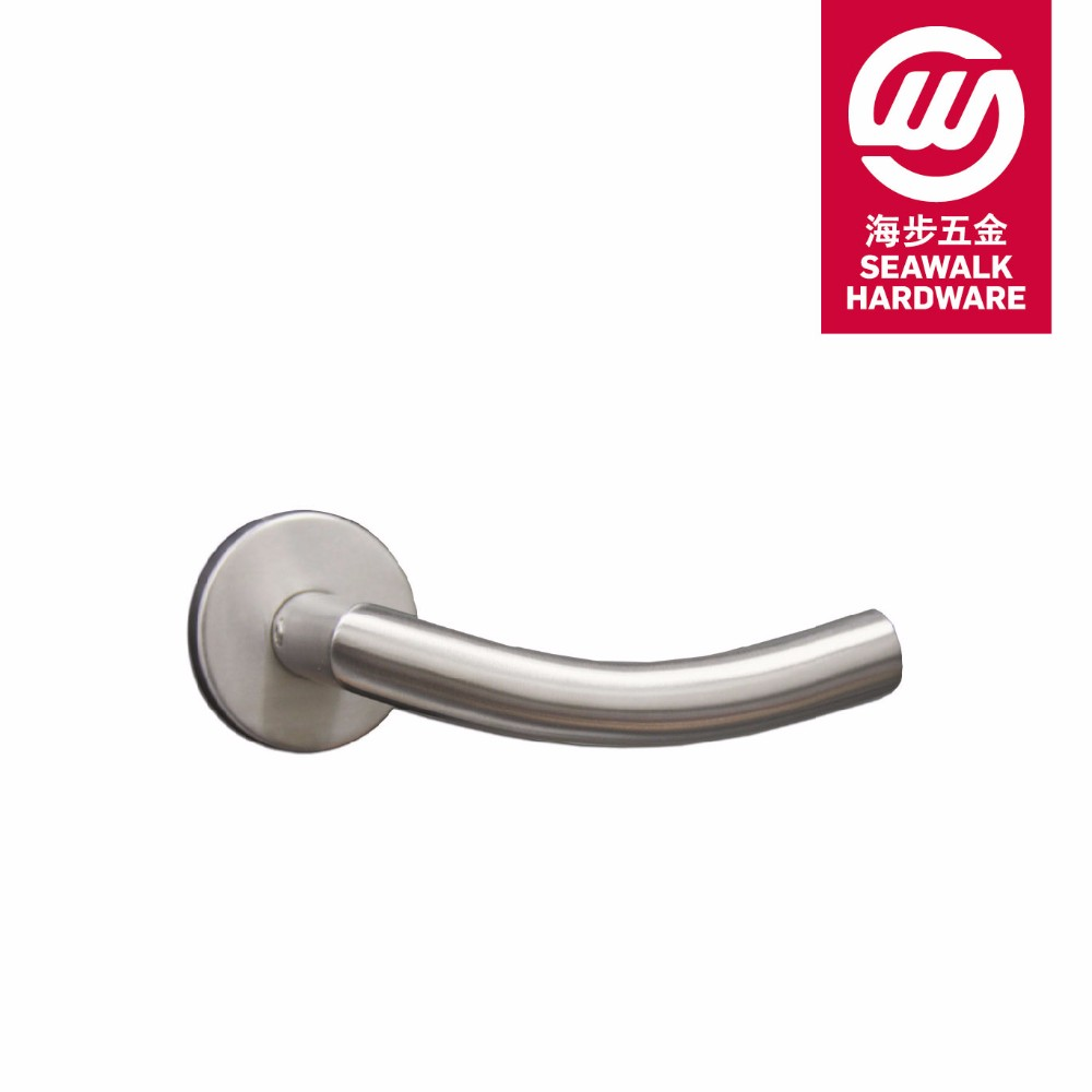 Factory Stainless Steel New Finish Lever Handle Lock