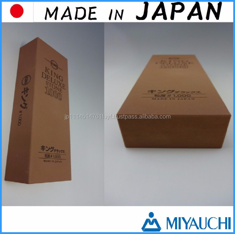 Reliable and japanese knife sharpening stone with functional made in Japan